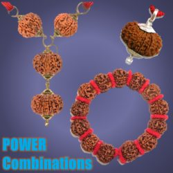 Rudraksha Power Combinations